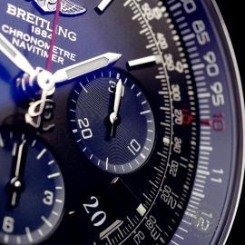 BR22147S Breitling Navitimer 01 Blue Edition Close5 1