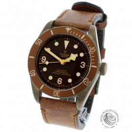 TU22225S Tudor Heritage Black Bay Bronze Back