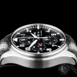 IW21663S IWC Pilots Chronograph Close6