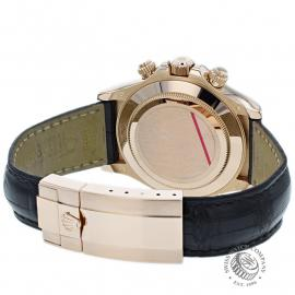 RO22335S Rolex Daytona Everose Ceramic Back