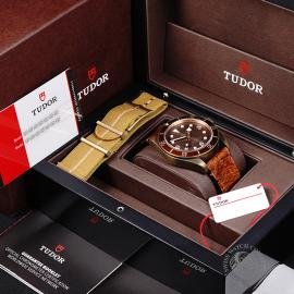 TU22007S Tudor Heritage Black Bay Bronze Box