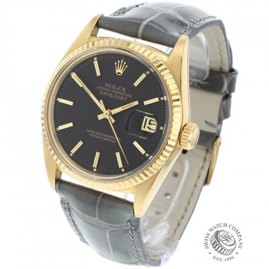 Rolex Vintage Datejust 18ct