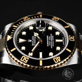 RO22266S Rolex Submariner Date Close 6
