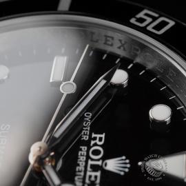 RO22728S Rolex Submariner Date Unworn Close5
