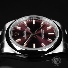 RO22071S Rolex Oyster Perpetual 34 Close6