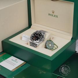 RO22374S Rolex Explorer II Orange Hand Box