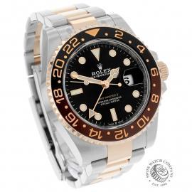 RO22299S Rolex GMT-Master II Unworn Dial