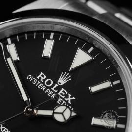 RO22498S Rolex Explorer 39 Close4 1