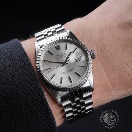 RO1890P Rolex Datejust 36mm Wrist