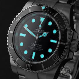 RO22386S Rolex Submariner Non-Date Close1