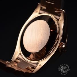 RO1852P Rolex Ladies Datejust 18ct Close10