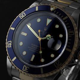 RO22727S Rolex Submariner Date Close2