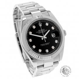 RO22590S Rolex Datejust 41 Dial