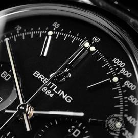 BR22078S Breitling Transocean Chronograph Close3