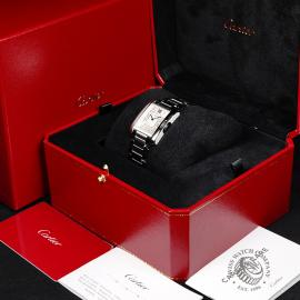 CA21925S Cartier Ladies Tank Anglaise  Box