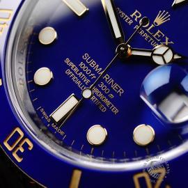 RO22037S Rolex Submariner Date Close4