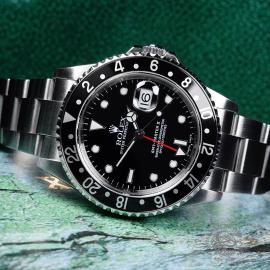 RO21811S Rolex GMT-Master II Close10 1