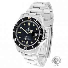 Rolex Vintage Submariner Date Transitional Model