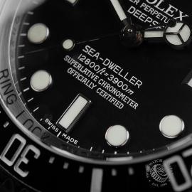 RO22432S Rolex Sea Dweller DEEPSEA MK1 Close4 1