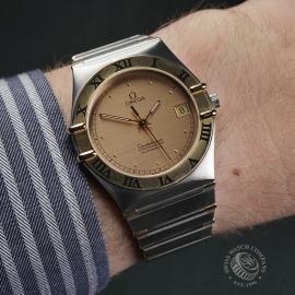 OM22293S Omega Constellation Automatic Wrist