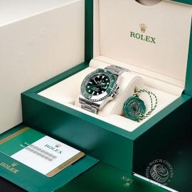 RO21728S Rolex Submariner Date Ceramic 'Hulk' Box