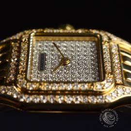 21357S Cartier Panthere 18ct Gold Close3 1