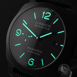 PA22066S Panerai Luminor Marina Carbotech 44mm Close1