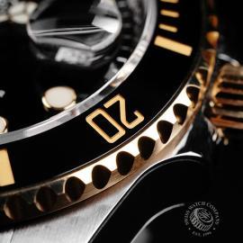 RO1941P Rolex Submariner Date Unworn Close7
