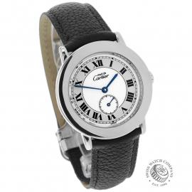 CA21224S Cartier Ladies Must de Vermeil Ronde Dial