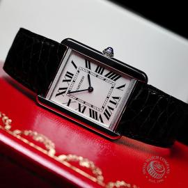 CA21602S Cartier Tank Solo Large Model Close11