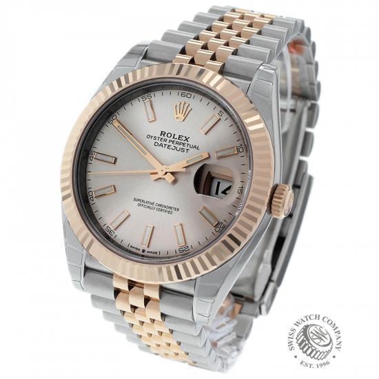 Rolex Datejust 41 Unworn