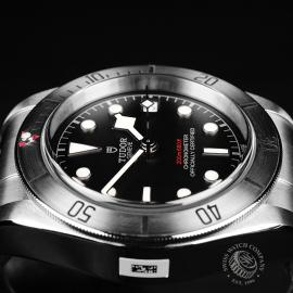 TU22175S Tudor Heritage Black Bay Steel Close7