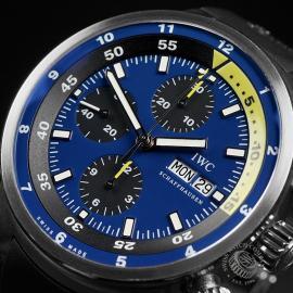 IW22457S IWC Aquatimer Chronograph 'Calypso' Close2
