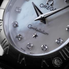 OM21579S Omega Ladies Constellation Close4
