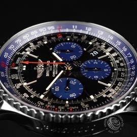 BR22147S Breitling Navitimer 01 Blue Edition Close6 1