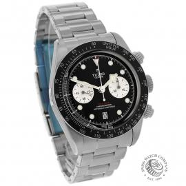 TU22343S Tudor Black Bay Chronograph Unworn Dial