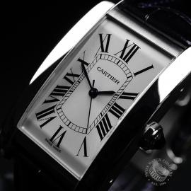 CA1922P Cartier Tank Americaine Large Close2