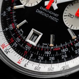 BR1894P Breitling Navitimer Chrono Matic Vintage Close4