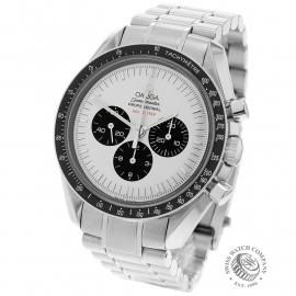 OM21950S Omega Speedmaster Professional Moonwatch Apollo 11 35th Anniversary Back