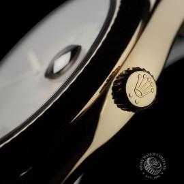 RO22541S Rolex Day-Date II 18ct Close7 1