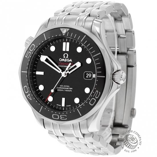 Omega Seamaster Professional Co Axial 300M