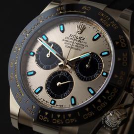 RO22580S Rolex Cosmograph Daytona 18ct Gold Cerachrom Unworn Close1