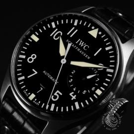21425S IWC Big Pilots Watch Close3