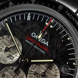 OM21366S Omega Speedmaster Professional Apollo Soyuz 35th Anniversary Limited Edition Close5 1