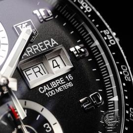 TA21839S Tag Heuer Carrera Calibre 16 Day Date Close5