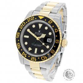 RO22314S- Rolex GMT-Master II Back