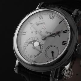 PK1912P Patek Philippe Calatrava Complications Close1