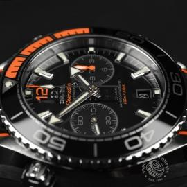 OM21294S Omega Seamaster Planet Ocean 600m Co Axial Chrono Close8