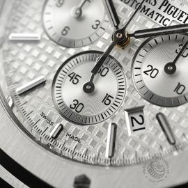 AP21218S Audemars Piguet Royal Oak Chronograph Close6 1