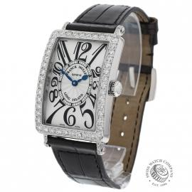 Franck Muller Ladies Long Island 18ct White Gold